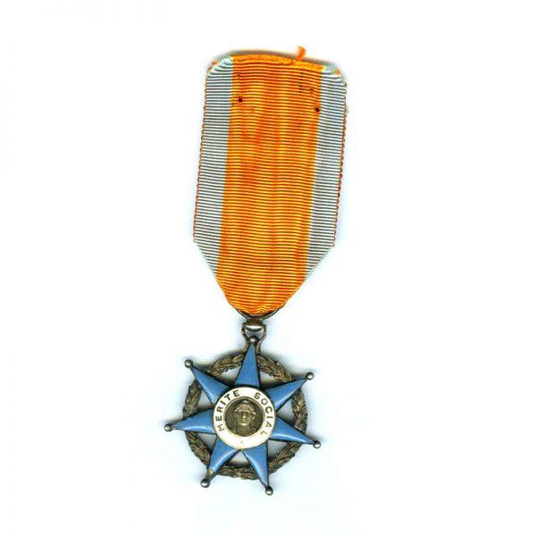 Order of Social Merit Knight 1