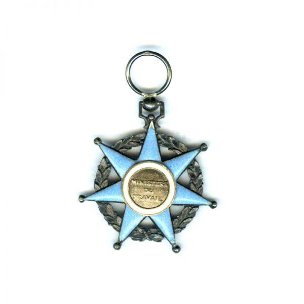 Order of Social Merit Knight small chip to centre (n.r.) (L20989)  V.F... 2