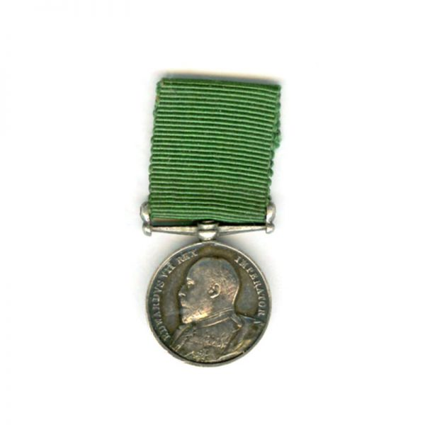 Volunteer L.S.G.C. EVII scarce(L21058)  E.F. £30 1