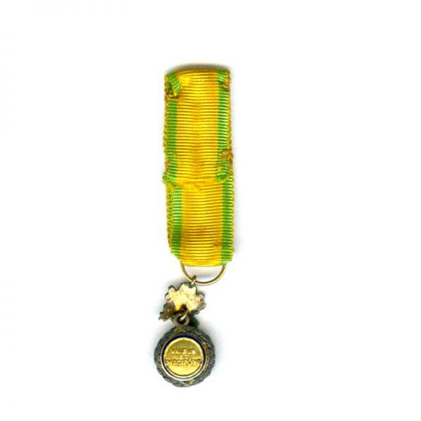 "Medaille Militaire 1870 ""Aux Generaux"" deluxe type 2"