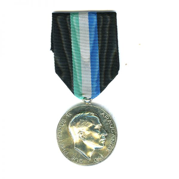 Commemorative medal of Honour Phillip silver 1