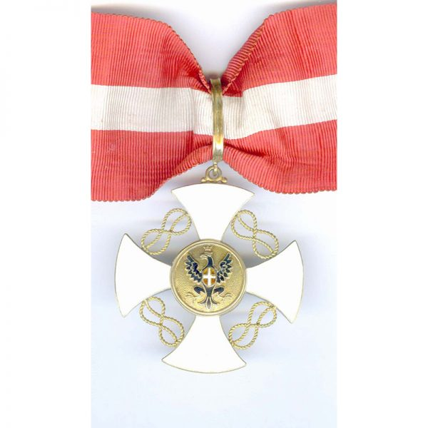 Order of the Crown Grand Officer  neck badge and breast star 3