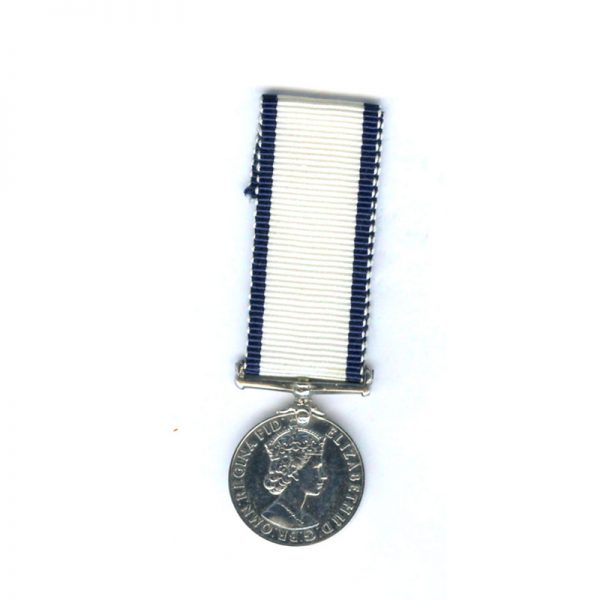 Conspicuous Gallantry medal (EIIR) scarce  	(L21652)  E.F. £75 1
