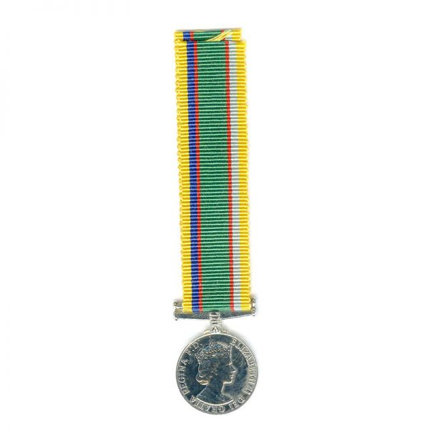 Cadet Forces Medal (EIIR)(L21734)  E.F.  £20 1