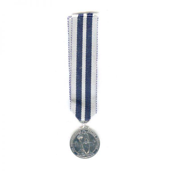 K.P.M. (GVI) Distinguished Service 2