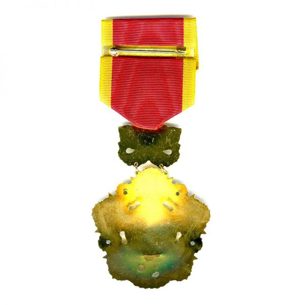 National Order Knight  US made (L21809)  N.E.F. £30 2