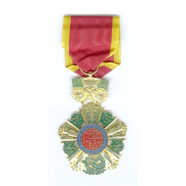 National Order Knight  US made (L21809)  N.E.F. £30 1