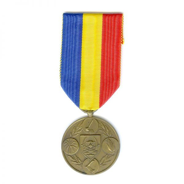 Medal of  Agricultural Merit bronze(L21842)  N.E.F. £35 1