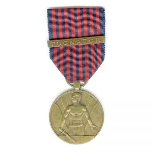 REBUPLIC OF ZAIRE AGRICULTURAL MERIT MEDAL 3RD CLASS BRONZE