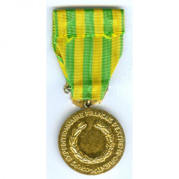 Indochina medal (L22135)  G.V.F. £45 2
