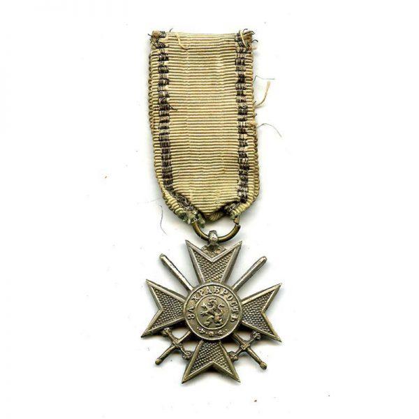 Cross of Bravery 1