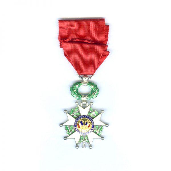 Legion D'Honneur 1962  Vth Republic 2