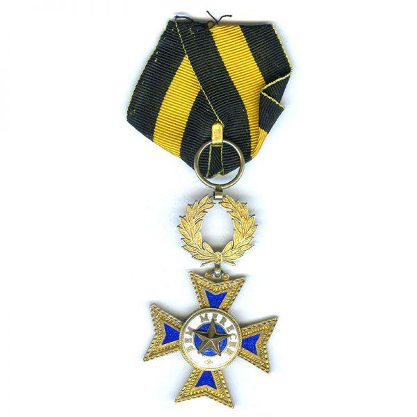 Order of Merit Officer silver gilt (L22365)  N.E.F. £85 1