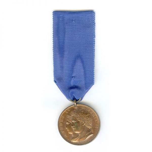 War of Liberation medal 1826-1834 for 2 campaign 1