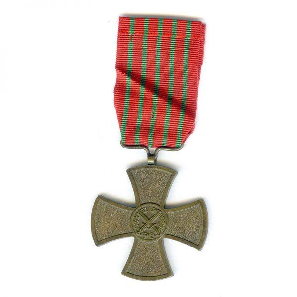 War Cross  Republic colonial war period (L22558)  G.V.F. £125 2