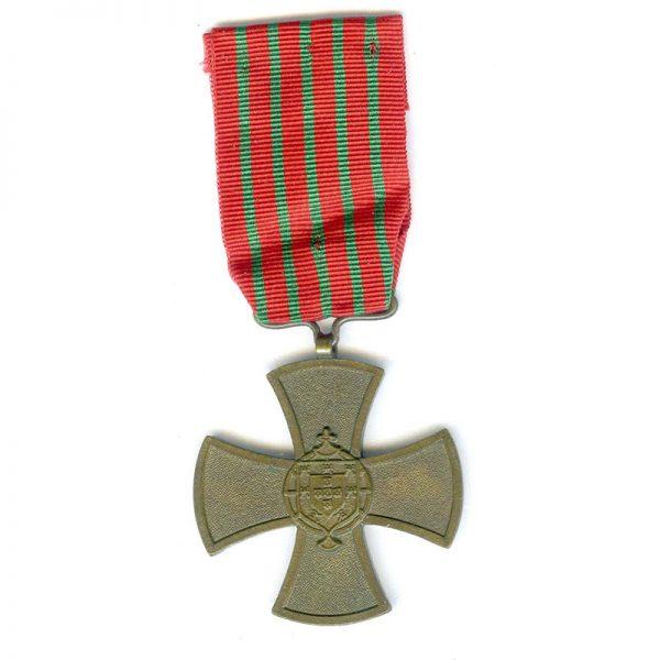 War Cross  Republic colonial war period (L22558)  G.V.F. £125 1