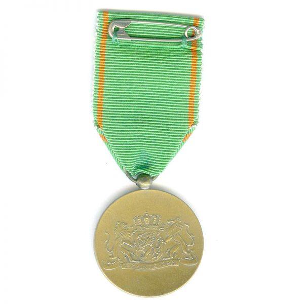 Volunteer National Reserve medal 1958(L22568)  E.F. £55 2