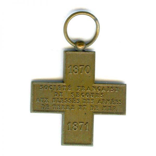 Geneva Cross 1870-1871 1