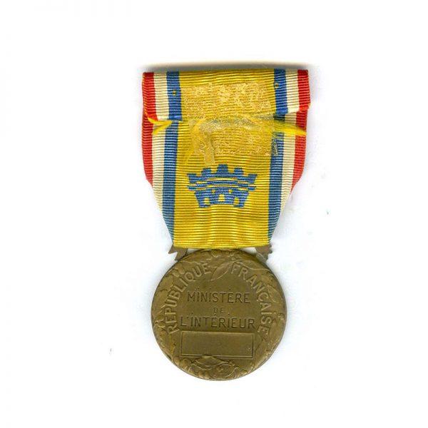 Octroi Medal of Merit bronze 2