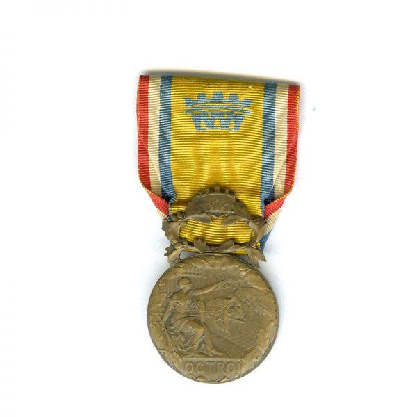 Octroi Medal of Merit bronze 1
