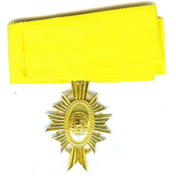 Order of Francisco de Miranda 2