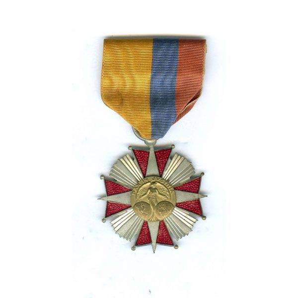 Order of Peace and Justice Knight (L22714)  N.E.F. £45 1