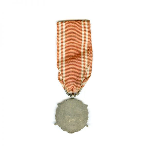 Armed Forces Medal for L.S. To the Fatherland  1951 15 years silvered... 2