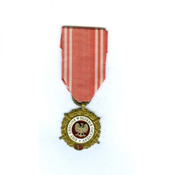 Armed Forces Medal for L.S. To the Fatherland 1951  5 years bronze... 1