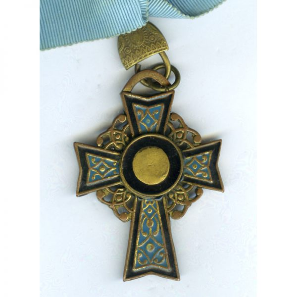 Orthodox Order of St.Mark  1st class neck badge very early issue with... 2