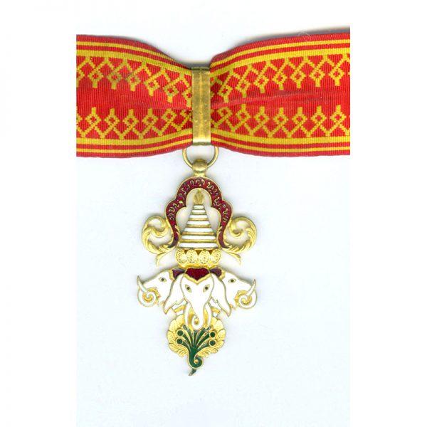 Laos Order of the  Million Elephants Commander 1