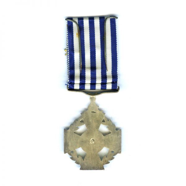 Order of Military Merit Republic Knight breast badge 2