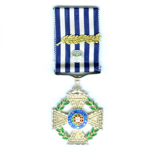 Order of Military Merit Republic Knight breast badge 1