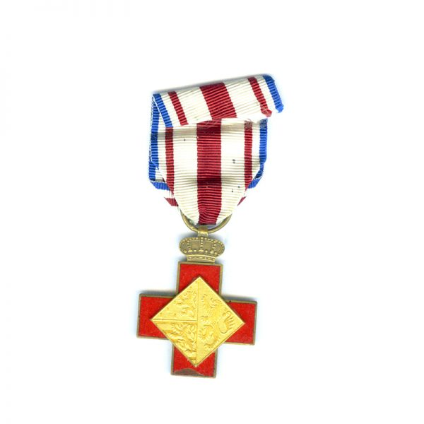 Red Cross merit cross for  blood donation 1st class 2