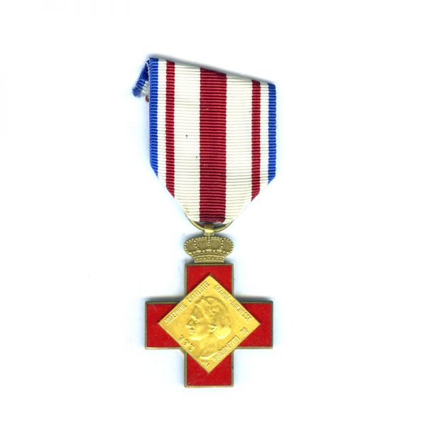 Red Cross merit cross for  blood donation 1st class 1
