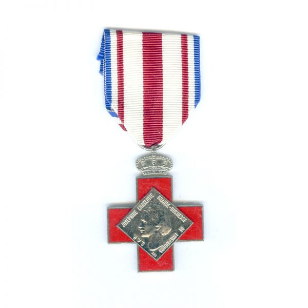 Red Cross merit cross for  blood donation 2nd class 1