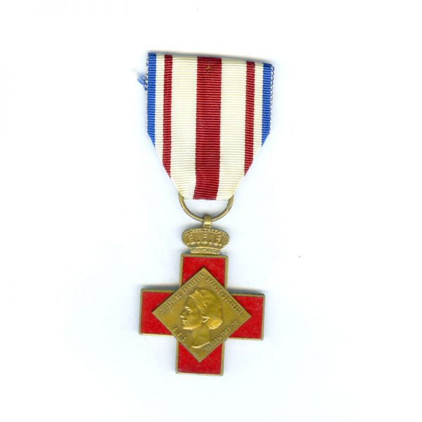 Red Cross merit cross for  blood donation 3rd class 1
