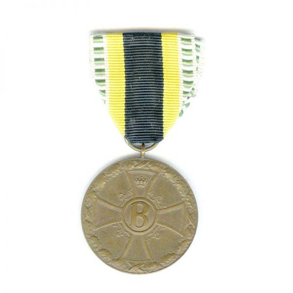 War Merit  Medal  1915-1918 bronze (L23319)  G.V.F. £75 1