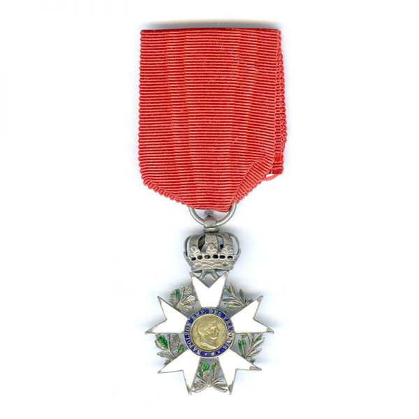 Legion D'Honneur  Knight  1st Empire 3rd type some chipping but still attractive... 1