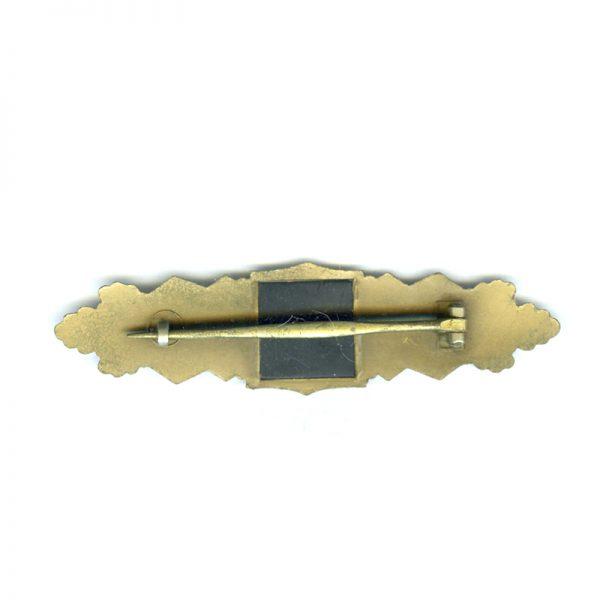 Close Combat Clasp bronze 2