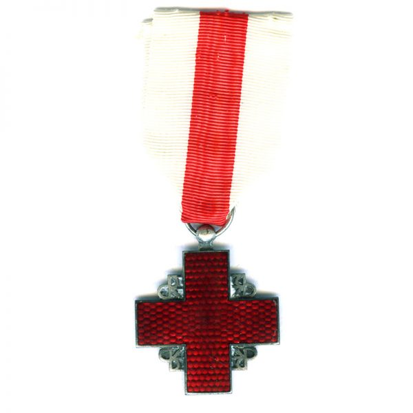 Red Cross Decoration enamelled Red Cross 1