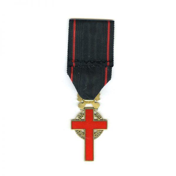 Bene Merenti Cross Pius XI (1922-1939) 2