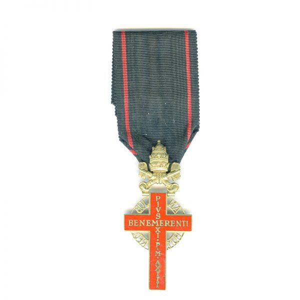 Bene Merenti Cross Pius XI (1922-1939) 1