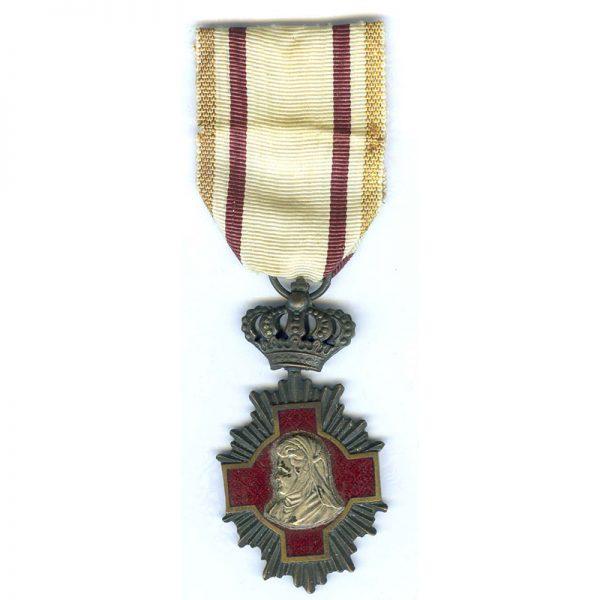 Medical Merit Cross 3rd class bronze and enamel 1