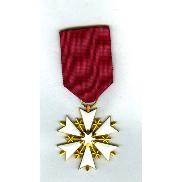 Order of the White Star Knight in fitted case of issue by... 1