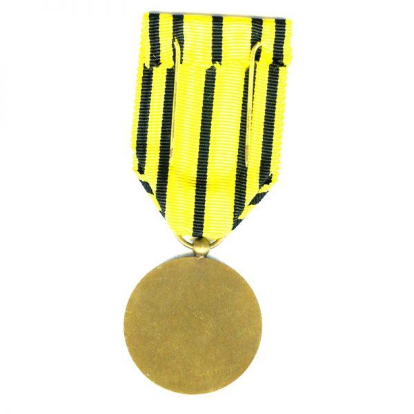 Military Services Rendered Medal (L23726)  G.V.F.  £35 2