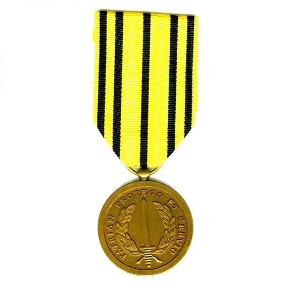 Military Services Rendered Medal (L23726)  G.V.F.  £35 1