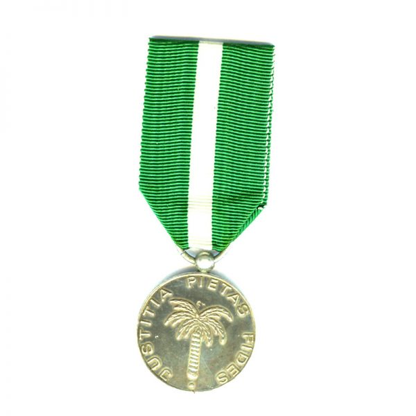 Order of the Golden Palm silver merit medal  scarce	