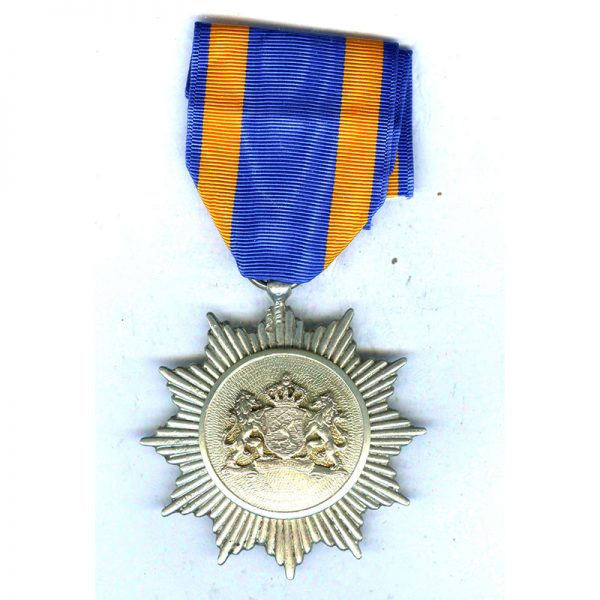 Star for Loyalty and Merit 1893 1