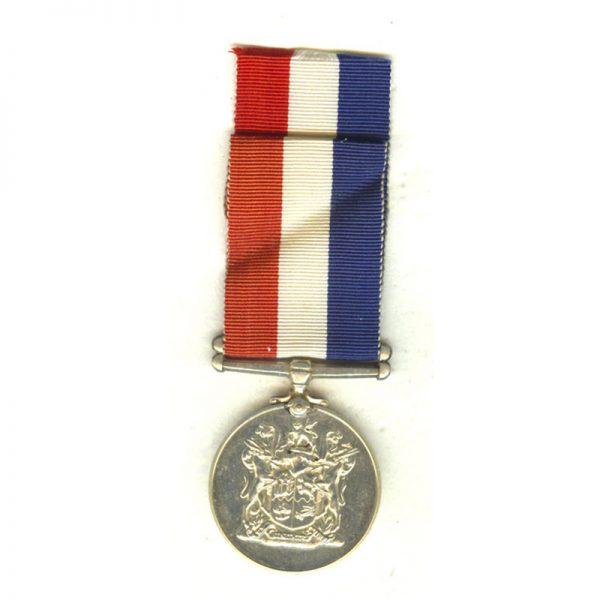 Home Service Medal 1939-45 silver scarce(L25098)  N.E.F. £48 1