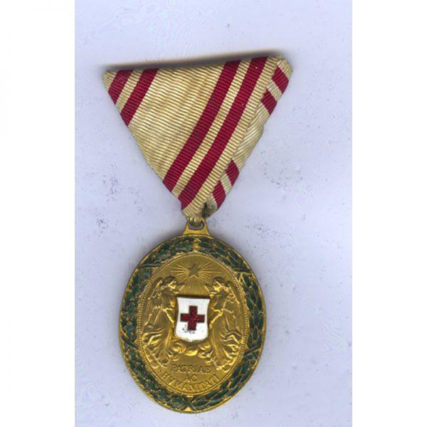 Red Cross Merit Medal 1914 1